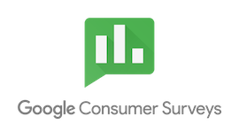 Google Custome Survey Logo